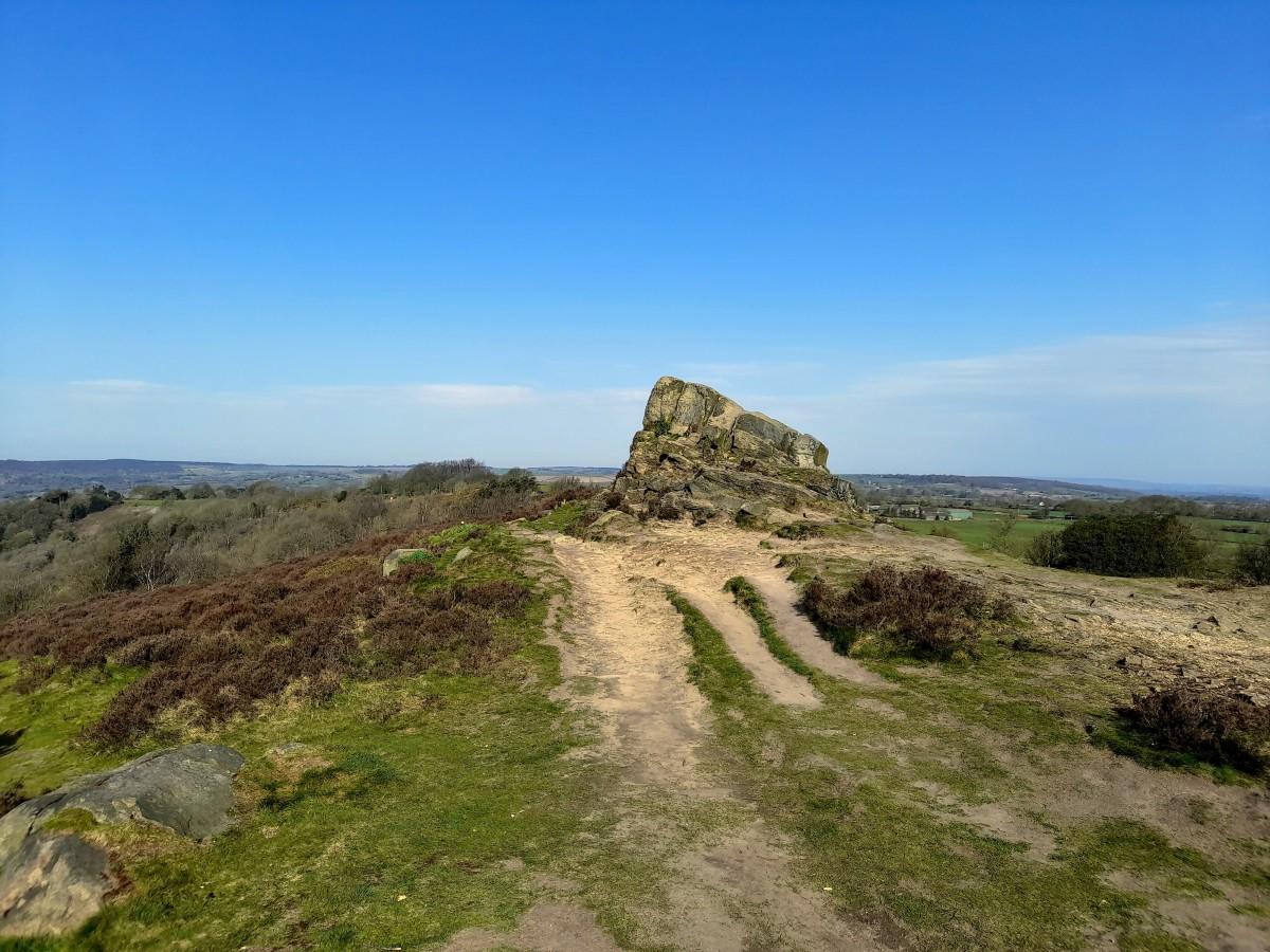 A Walk to Ashover in Derbyshire