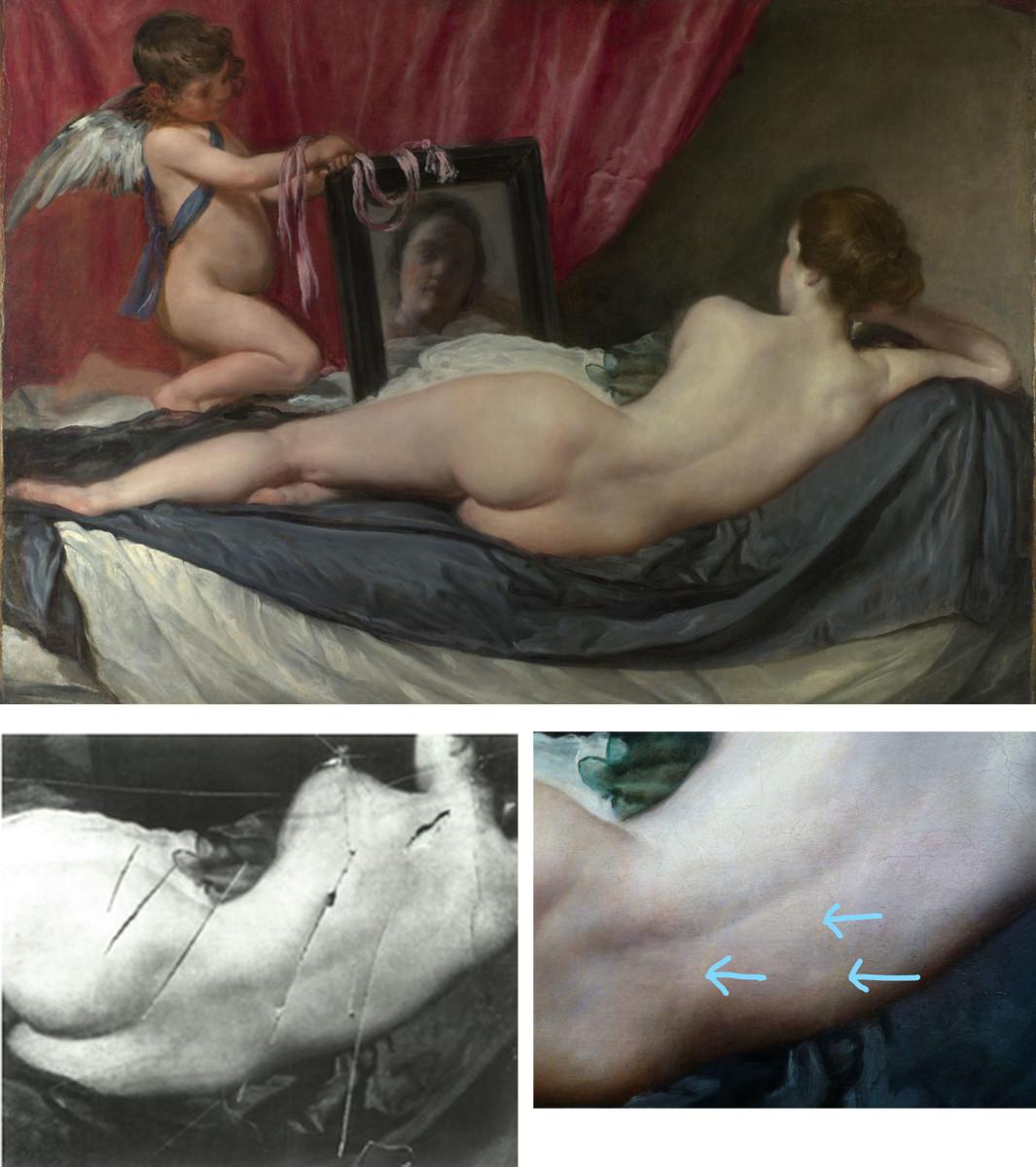 Rokeby Venus or Venus with Mirror
