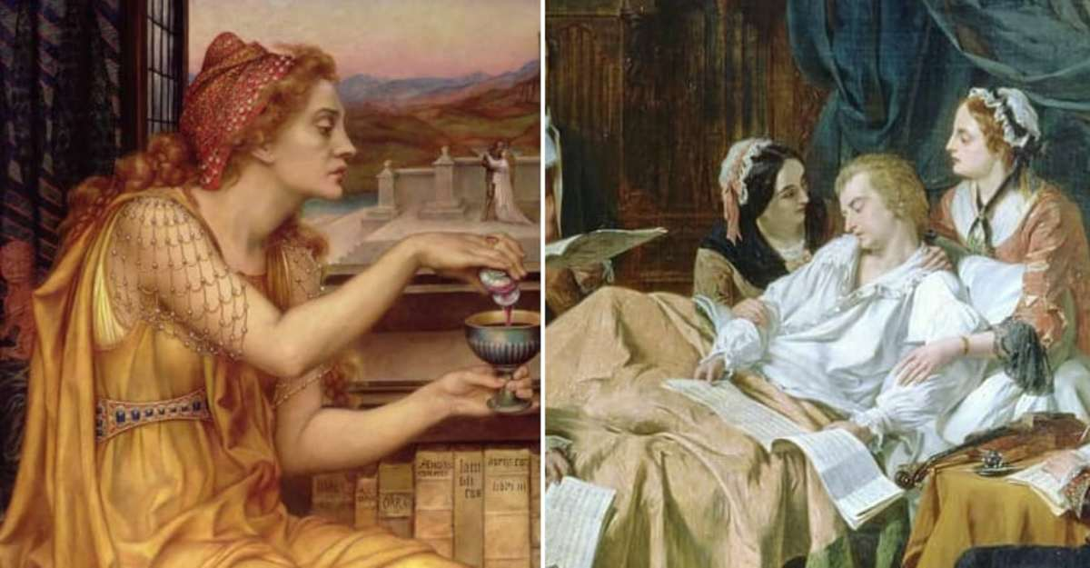 Giulia Tofana: The woman who poisoned over 600 men in 17th century Rome.