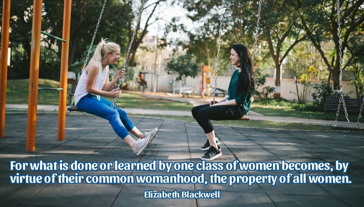 All the young women have strengths to share.