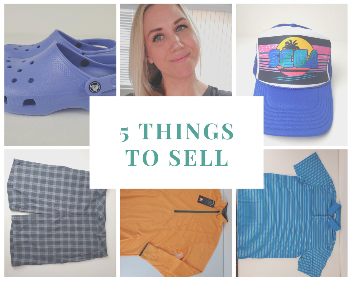 5 Things I Consistently Sell for Profit on eBay