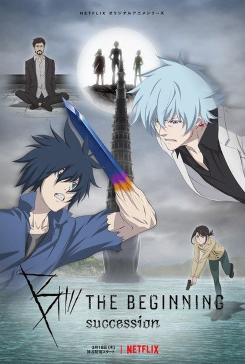 Anime Review: 'B: The Beginning: Succession' (2021)