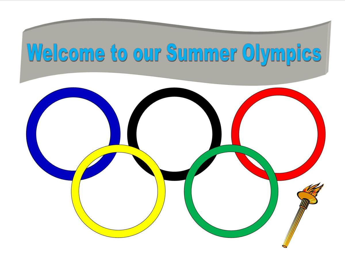 Party Planning Ideas:  Summer Olympics for Children
