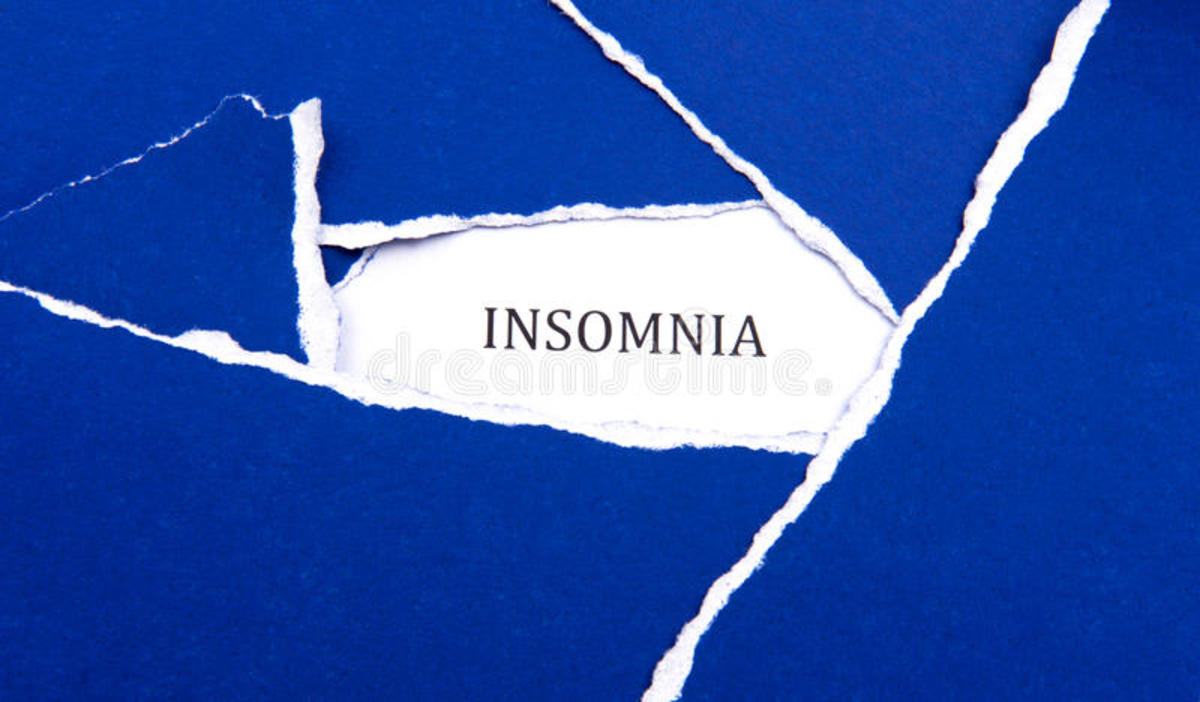 Sleep and Insomnia