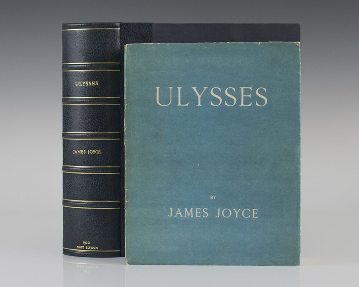 "James Joyce's ""Ulysses"", Dublin, Molly and Me"
