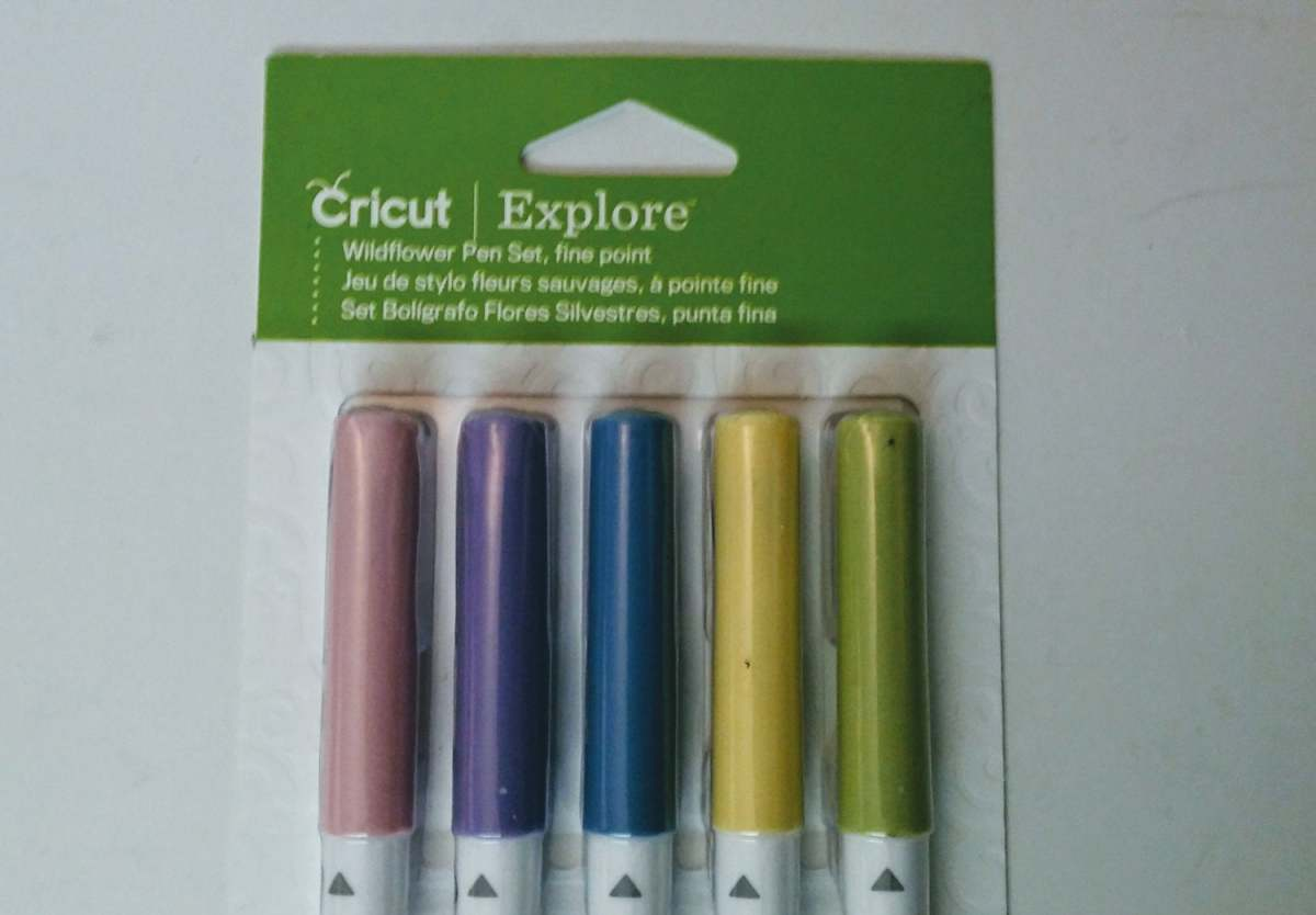Cricut pens and markers come in a variety for every need and project