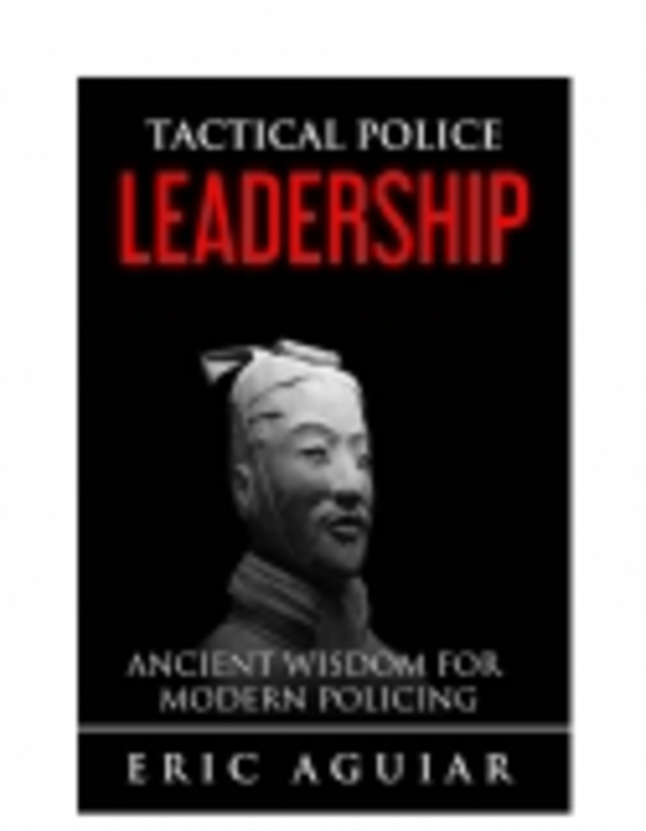 Tactical Police Leadership by Eric Aguiar