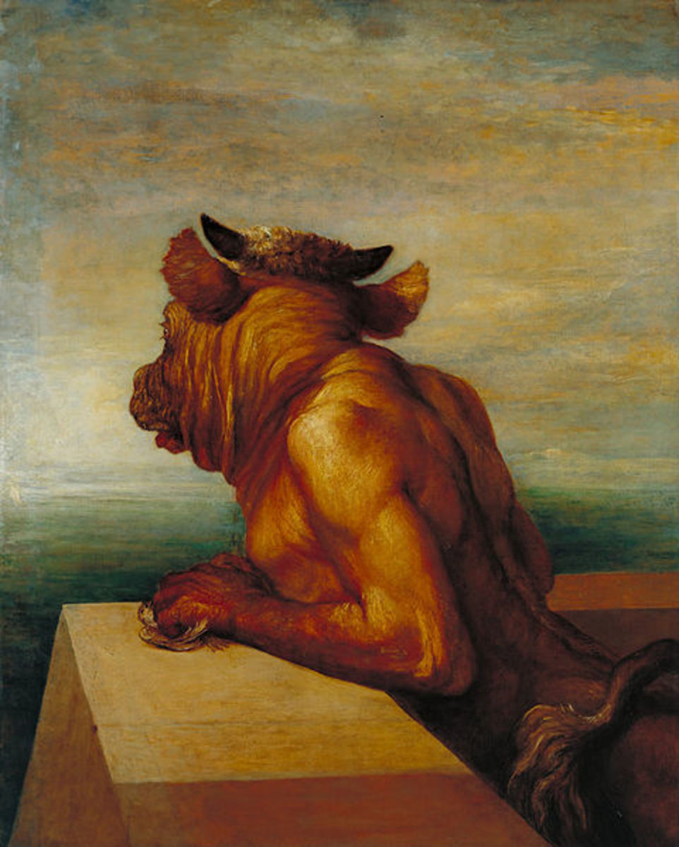 George Frederic Watts (1817–1904) PD-art-100