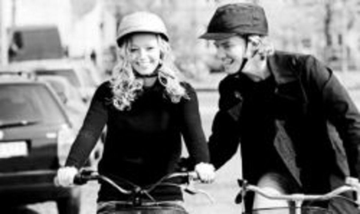 Yakkay Yakka bike helmets for dressed up riders