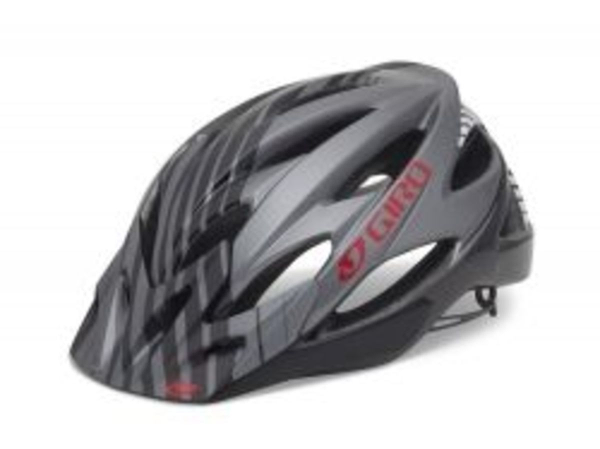 Giro Xar Helmet for city bike riding