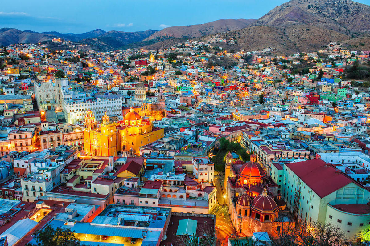 Guanajuato, a Place Full of Traditions.