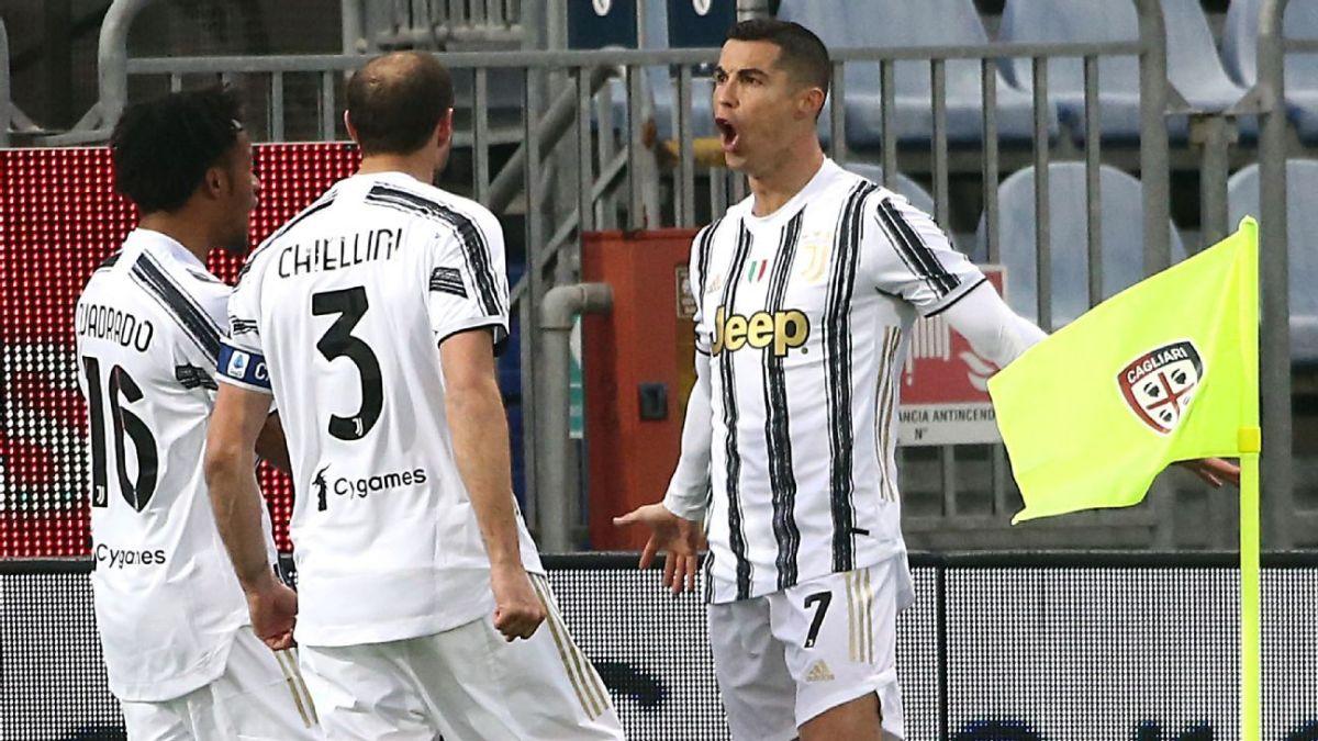 Cristiano Ronaldo Hat-Trick Silences His Critics: Cagliari 1 - 3 Juventus Review