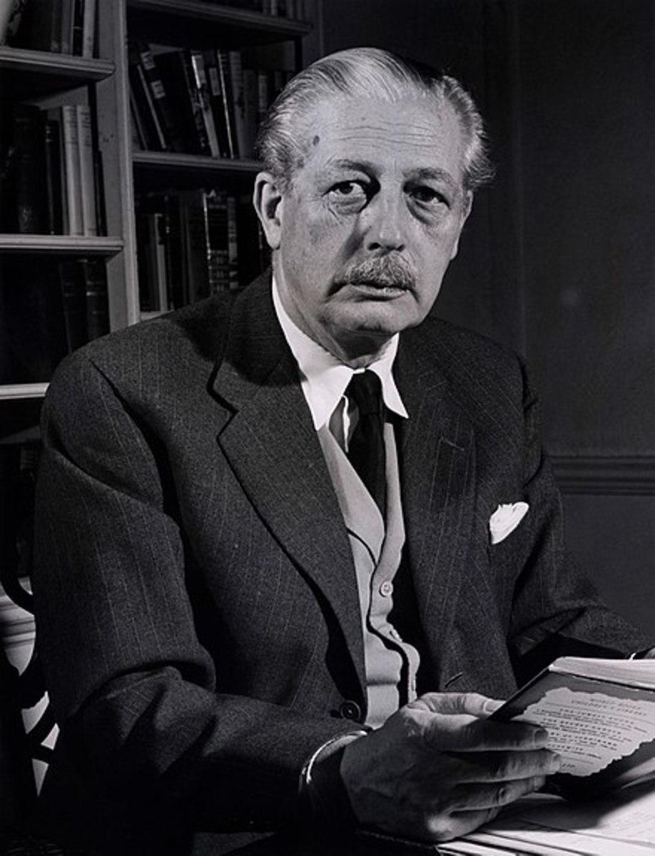 Harold MacMillan, Prime Minister 1957 - 1963.