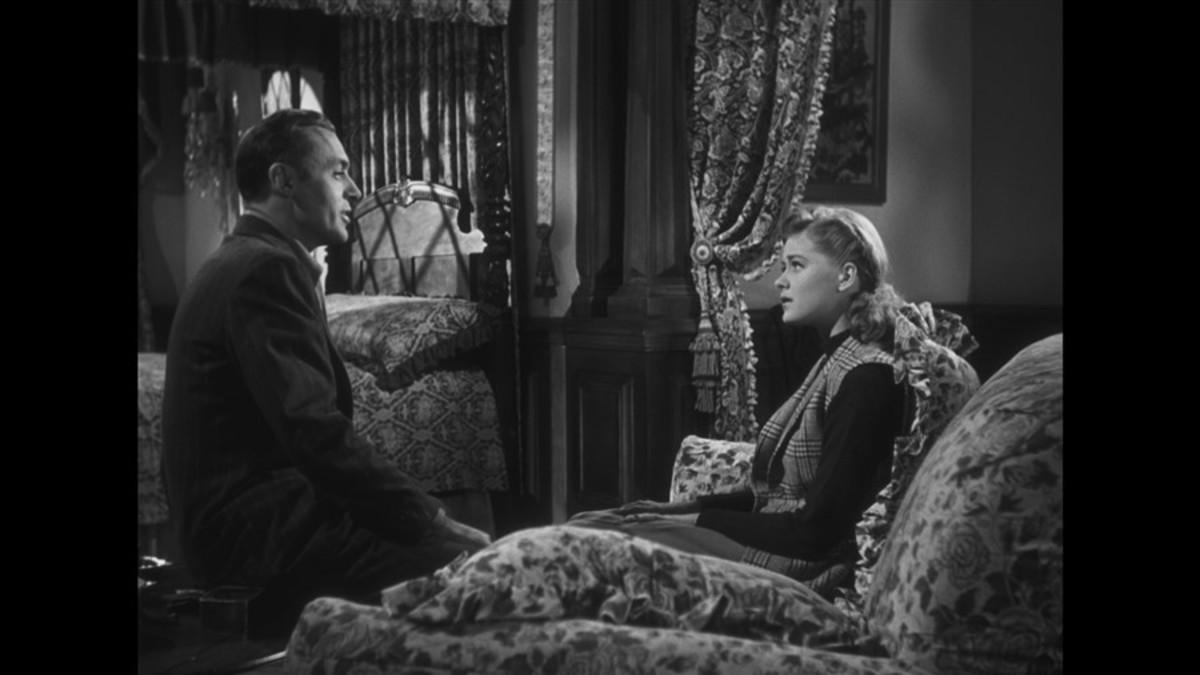 Charles Boyer and Helen Walker