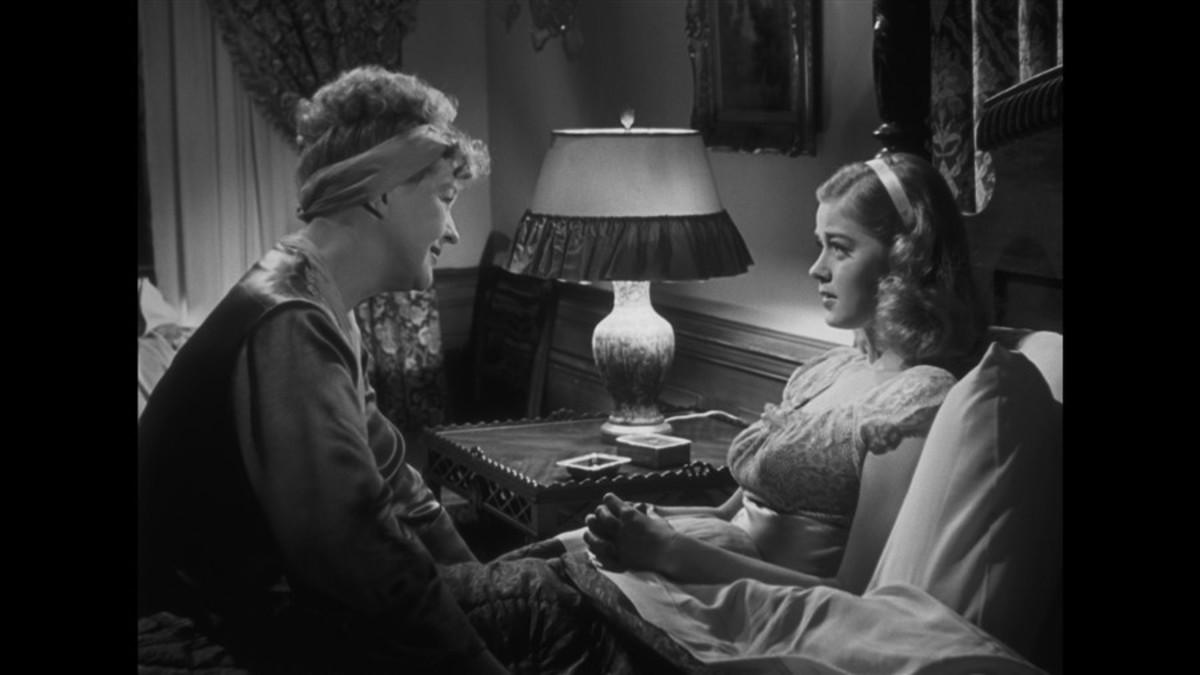 Margaret Bannerman and Helen Walker
