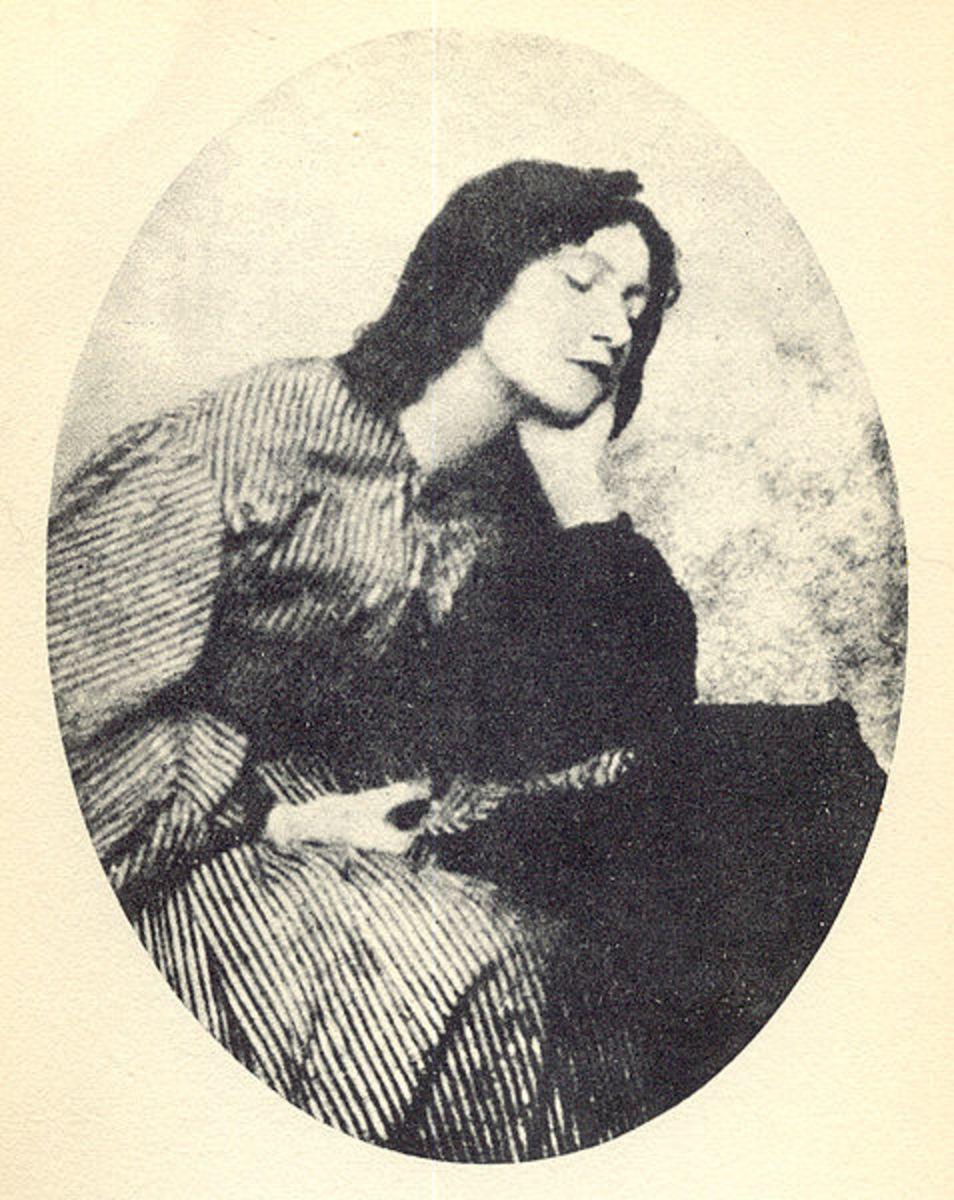 Elizabeth Siddal circa 1860