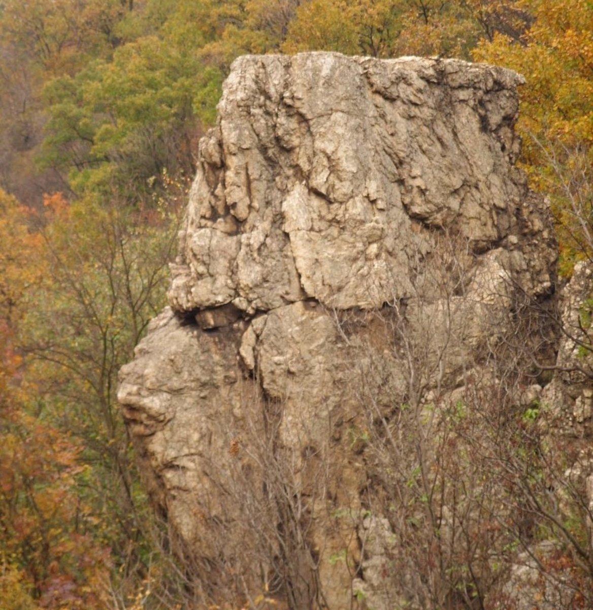 Sphinx located in Banat Romania