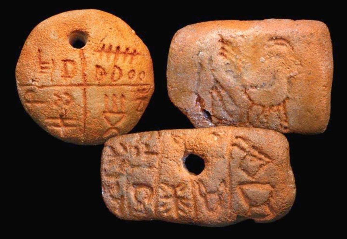 Carpathian tablets - over a millennium older than those from Sumer