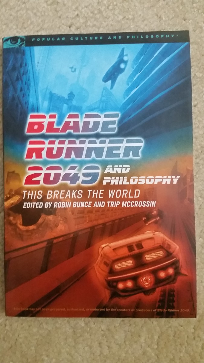 'Blade Runner 2049 and Philosophy', a Book Review
