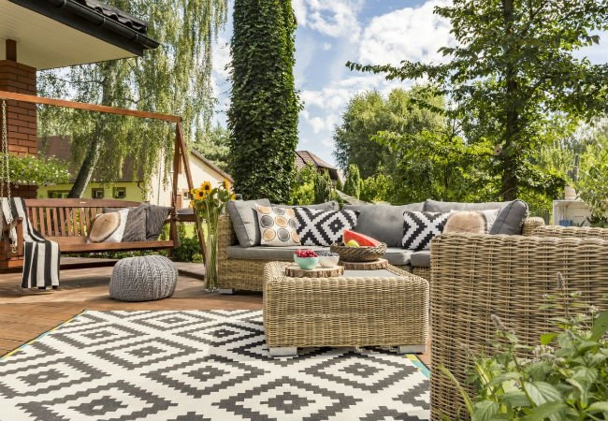 Gorgeous Patios and Porches