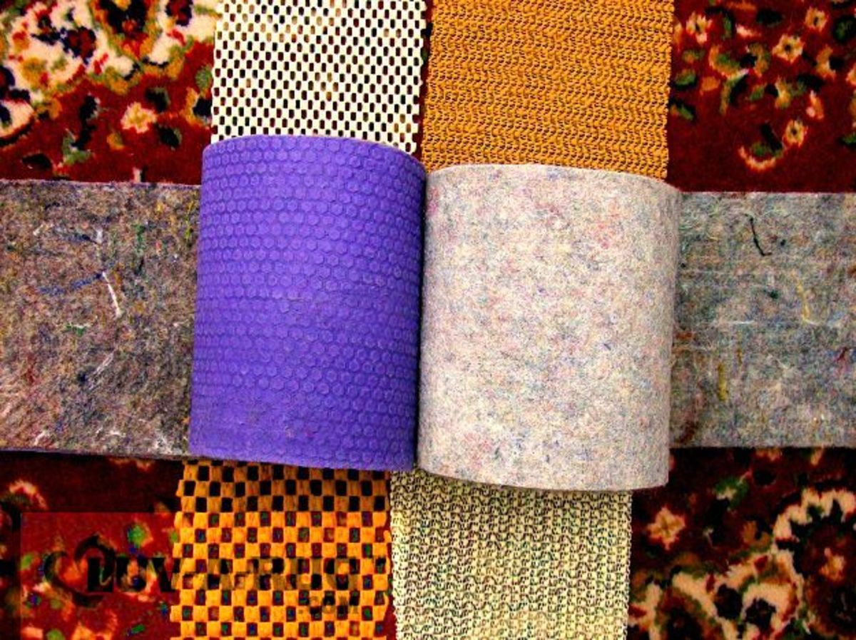 How To Stop Area Rugs From Moving Around
