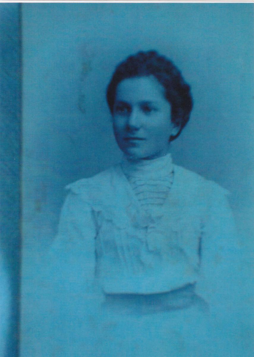 Mary Kroll a paternal great-grandma