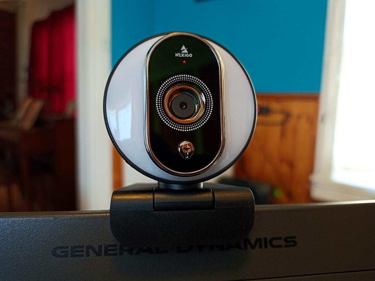 Nexigo N680E Webcam