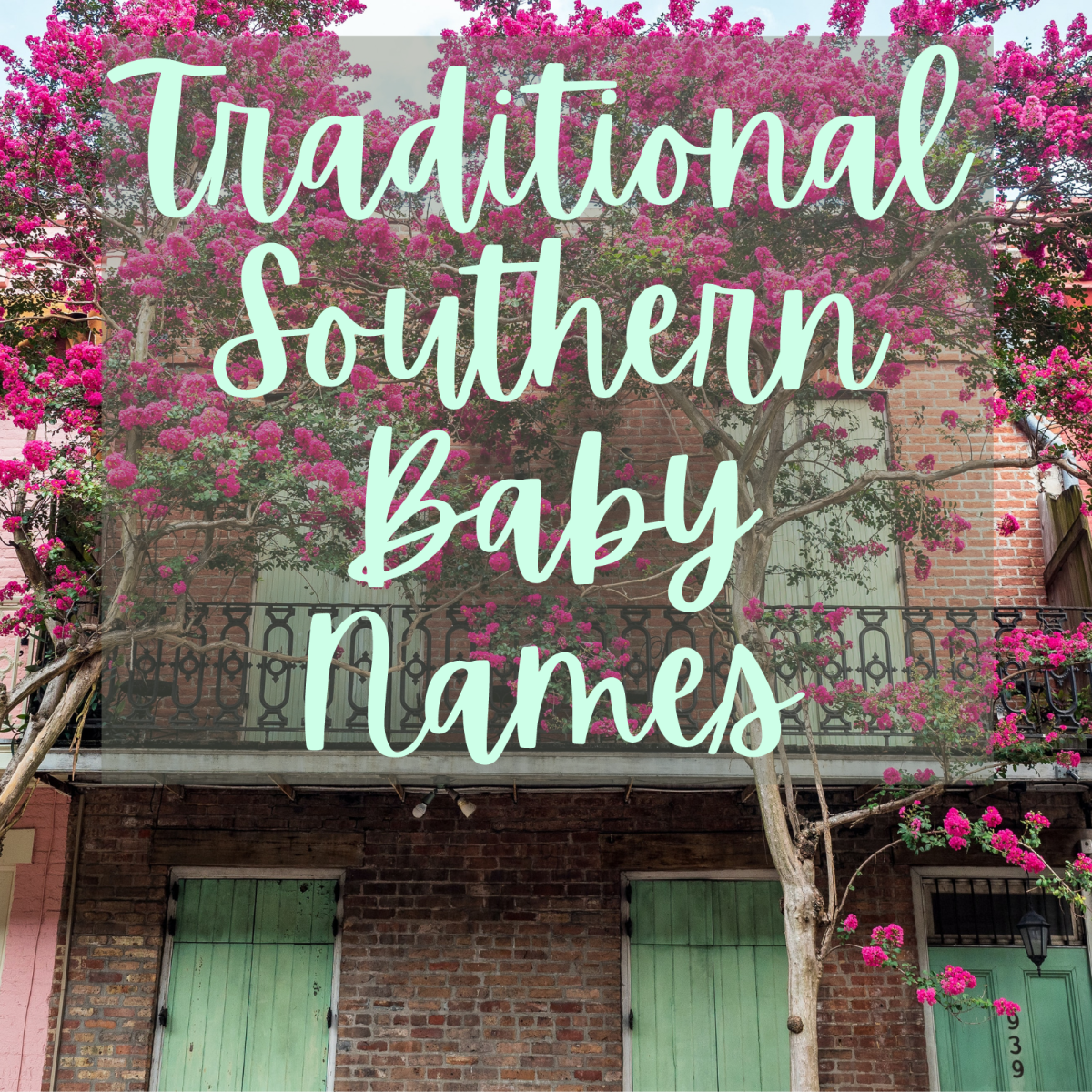 300+ Southern and Country Baby Names for Boys and Girls