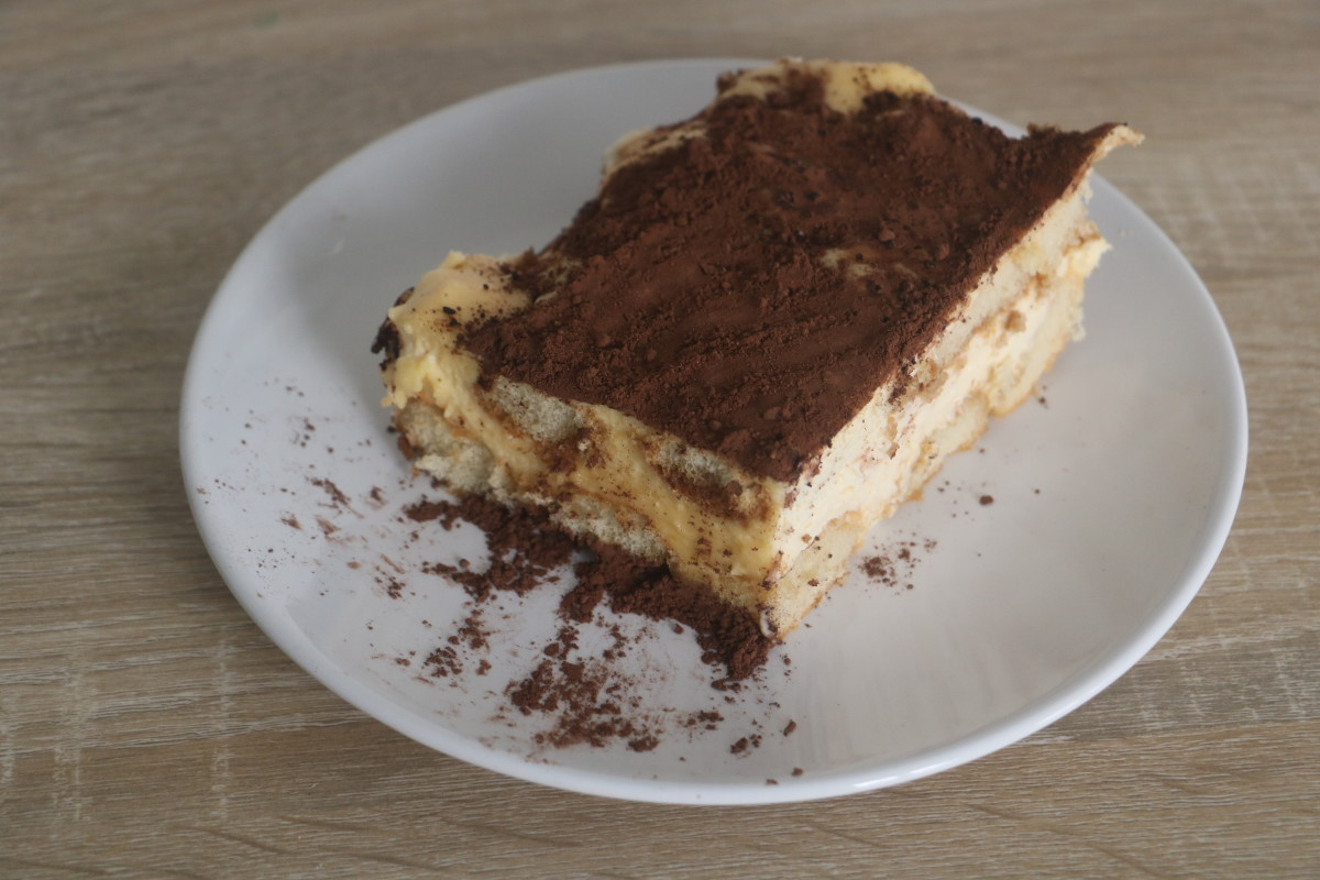 Fast & Easy Recipe to Make the Best Homemade Tiramisu