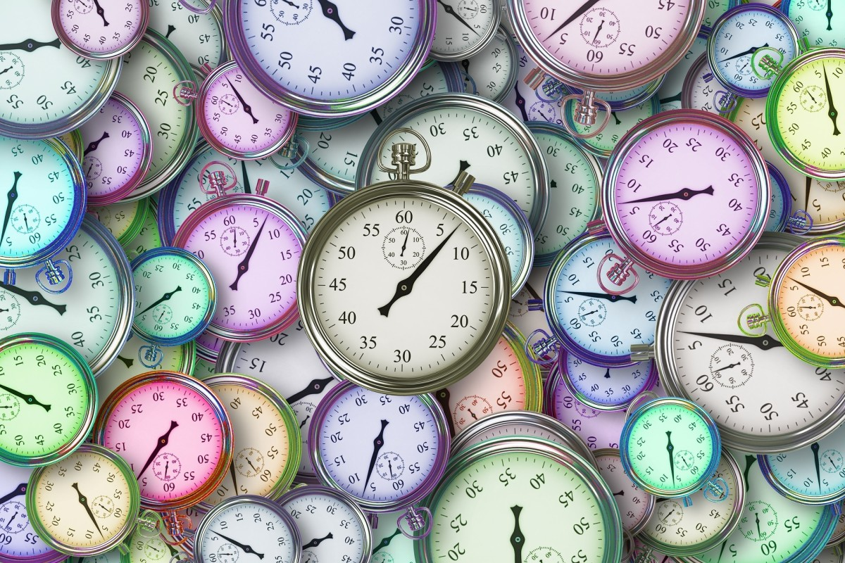 How to Play with Time in Your Stories
