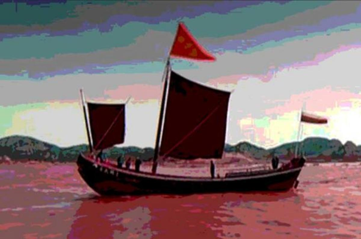 The Story of the Crazy Chinese Emperor Zhao Xin Who Created the Lake of Wine