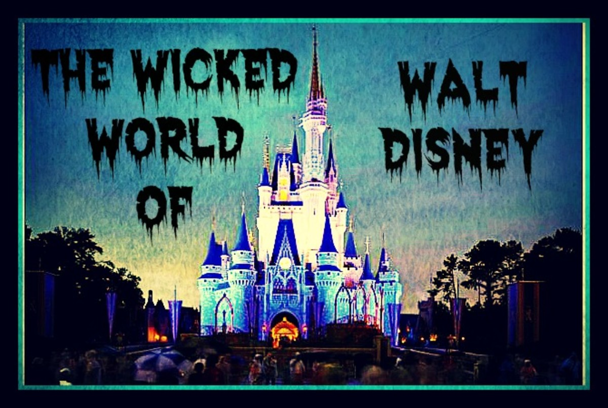 The Wicked World of Walt Disney