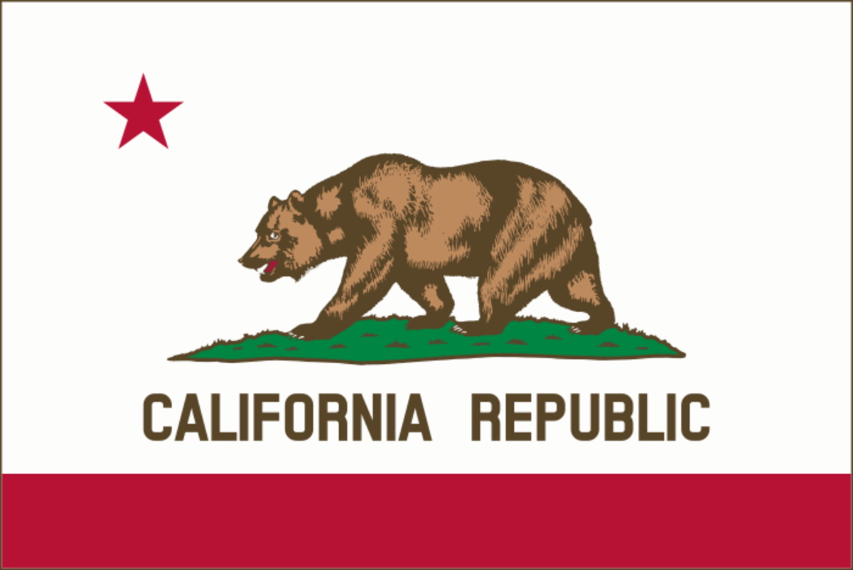 California: Natural Attractions, Incredible Sites of Interest & Facts