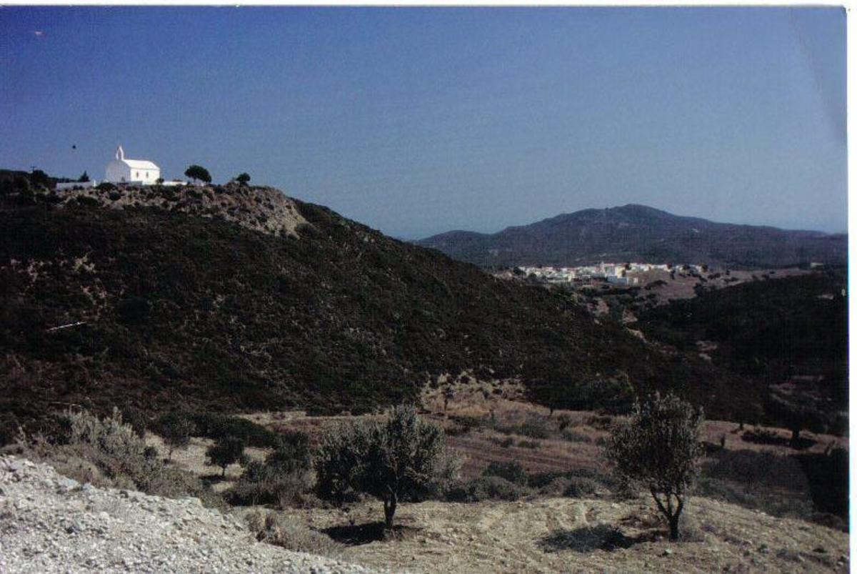 Mesanagros - Rhodes Island.