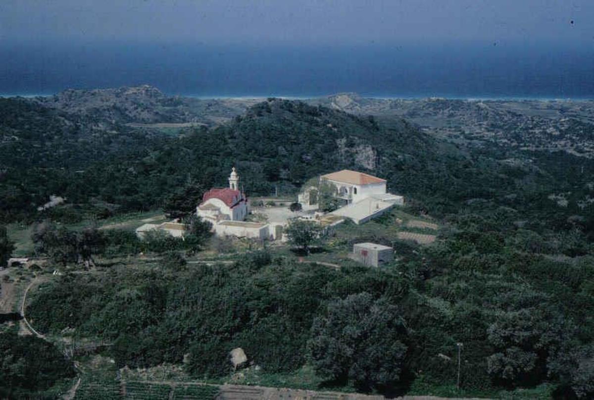 Monastery Skiathi - Mesanagros
