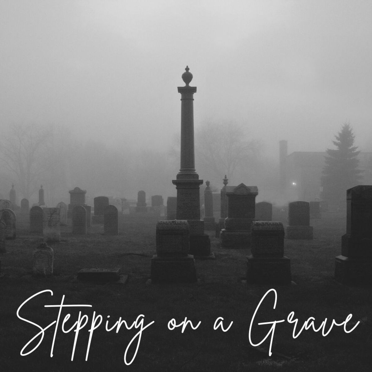It is considered bad luck to step on a grave.