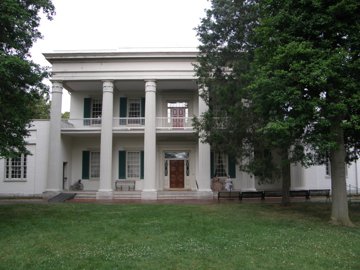 President Andrew Jackson's home, The Hermitage