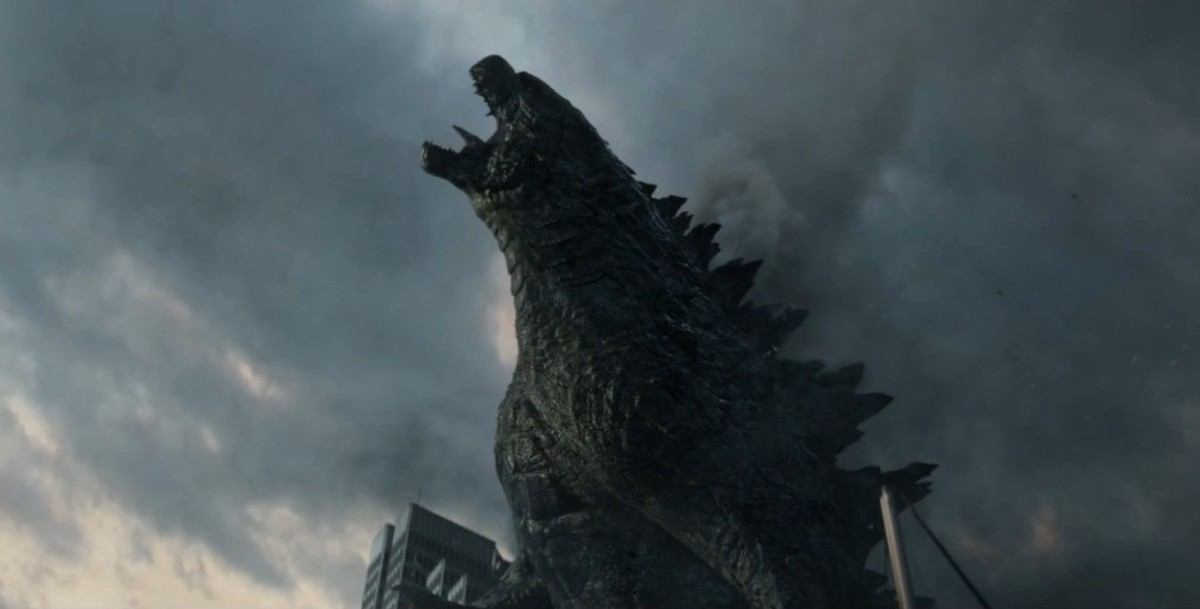 For the most part, the film obscures its title star with smoke and shadow. But when seen in full, Godzilla is a fearsome sight to behold and on a scale not seen before.