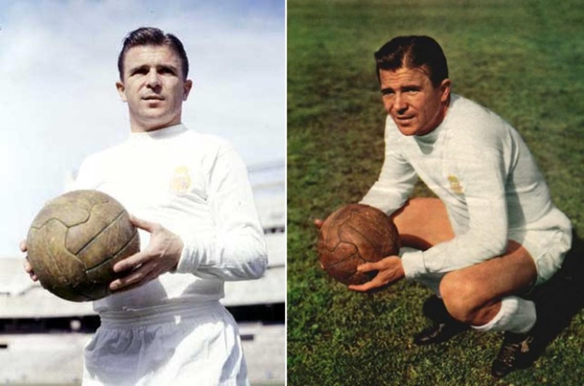 Hungarian Soccer Legend Ferenc Puskas