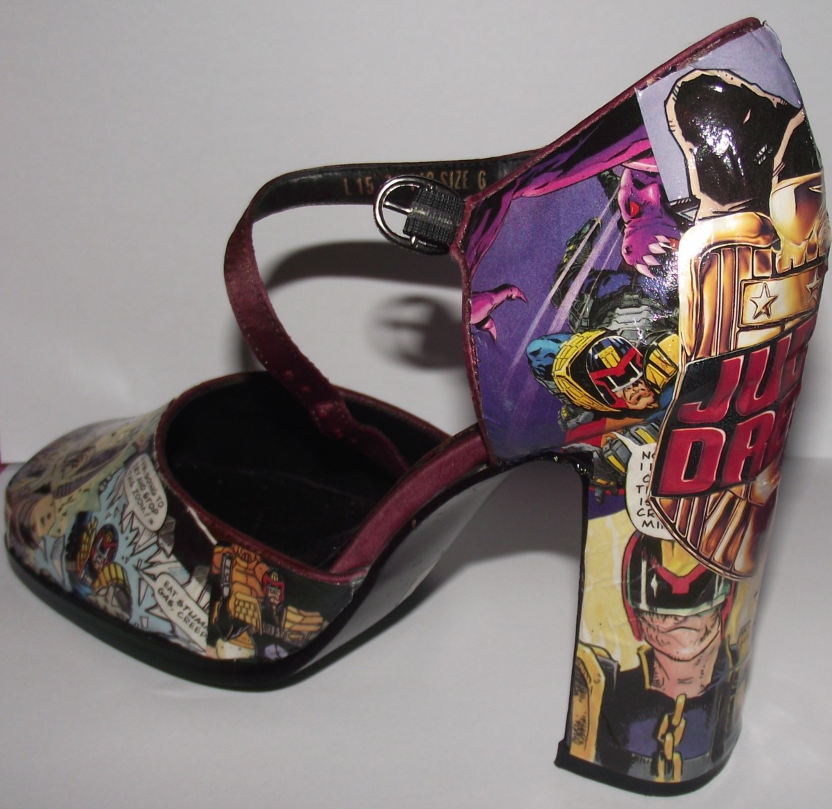 How To Make Comicbook Shoes