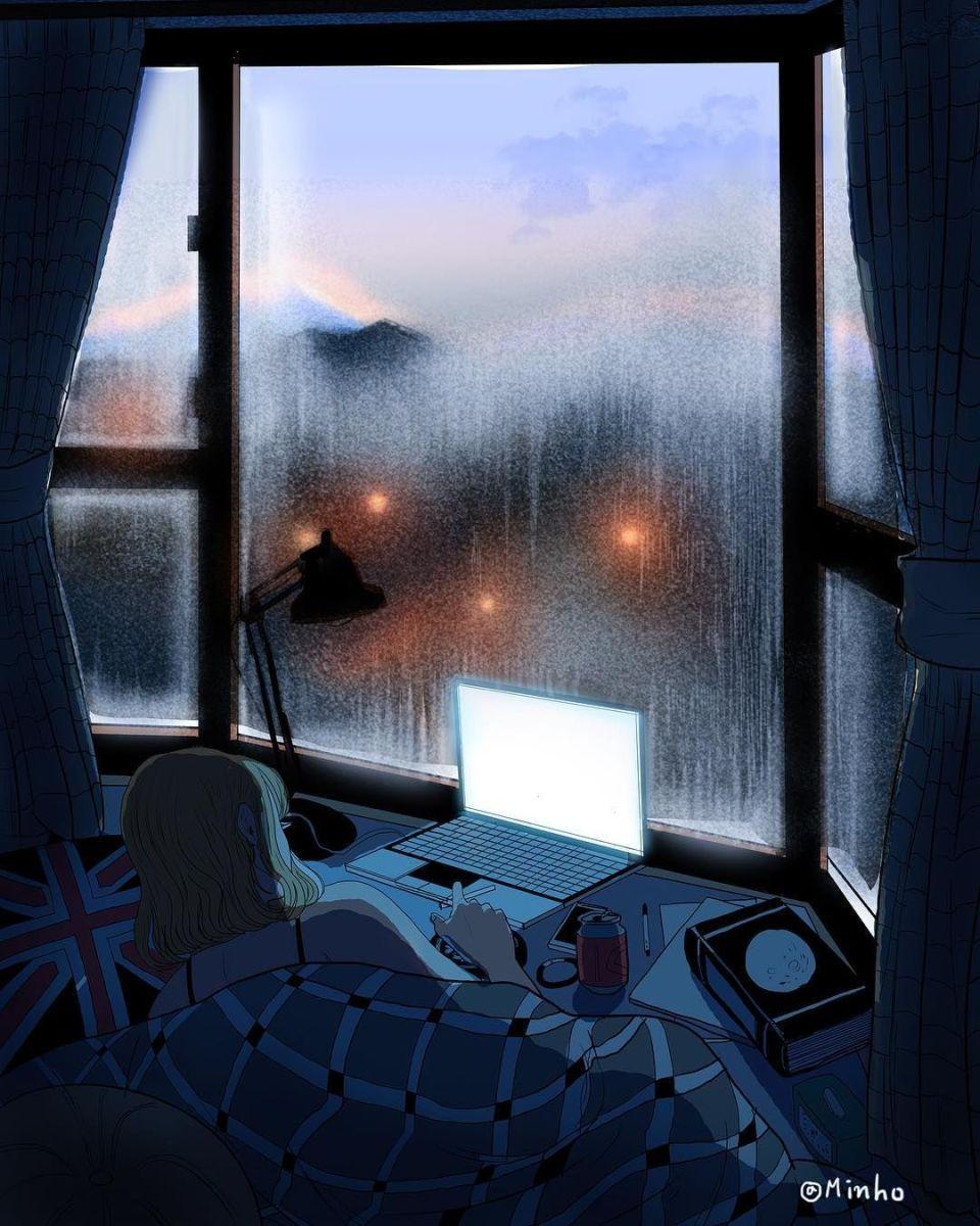 early-rain
