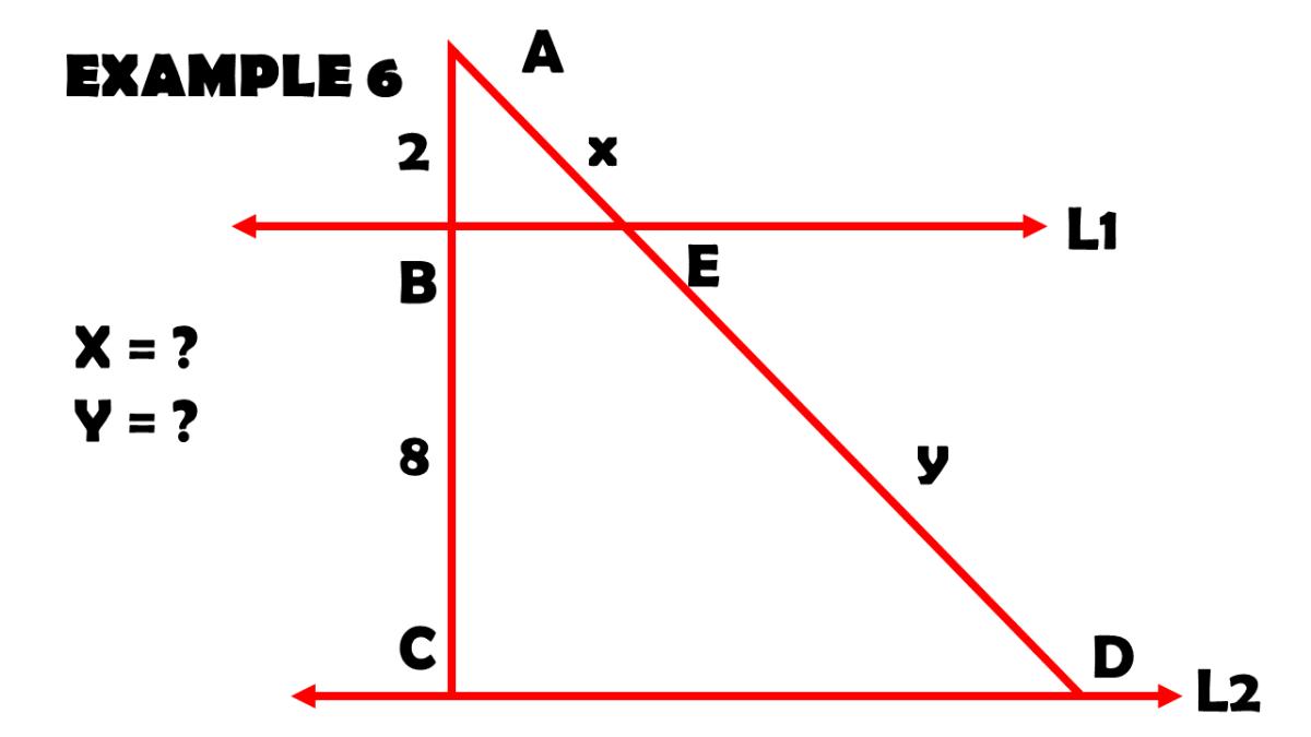 Creating a Proportion Formula