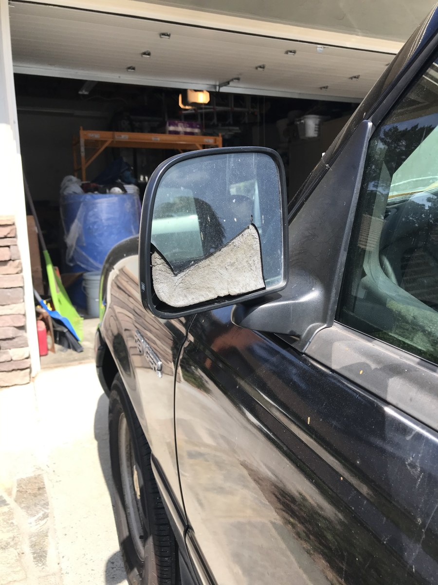 How to Replace a Side Mirror on a Ford Ranger or Mazda B Series
