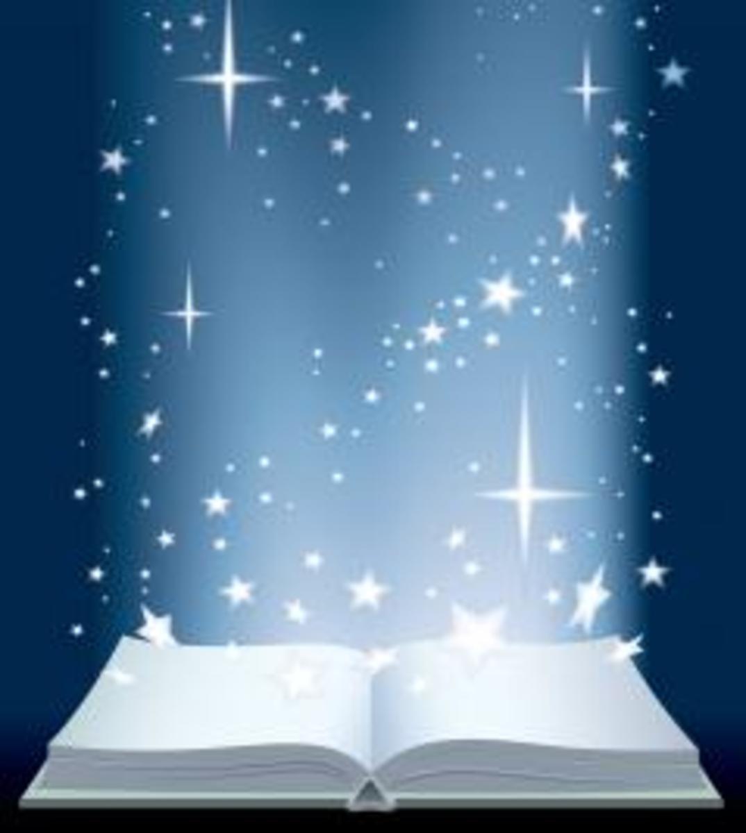 Spiritual healing: Create a healing book full of energy from the source