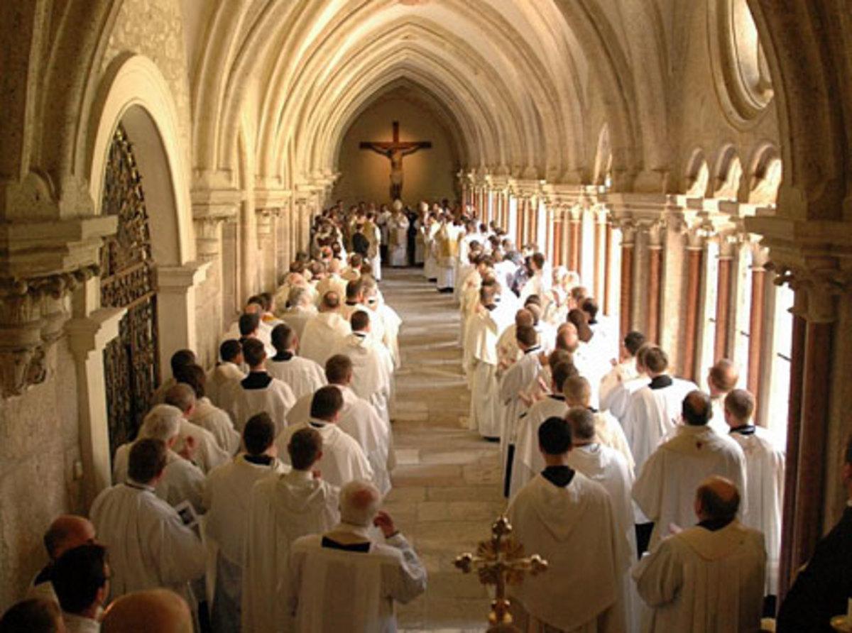 A Gregorian Chant