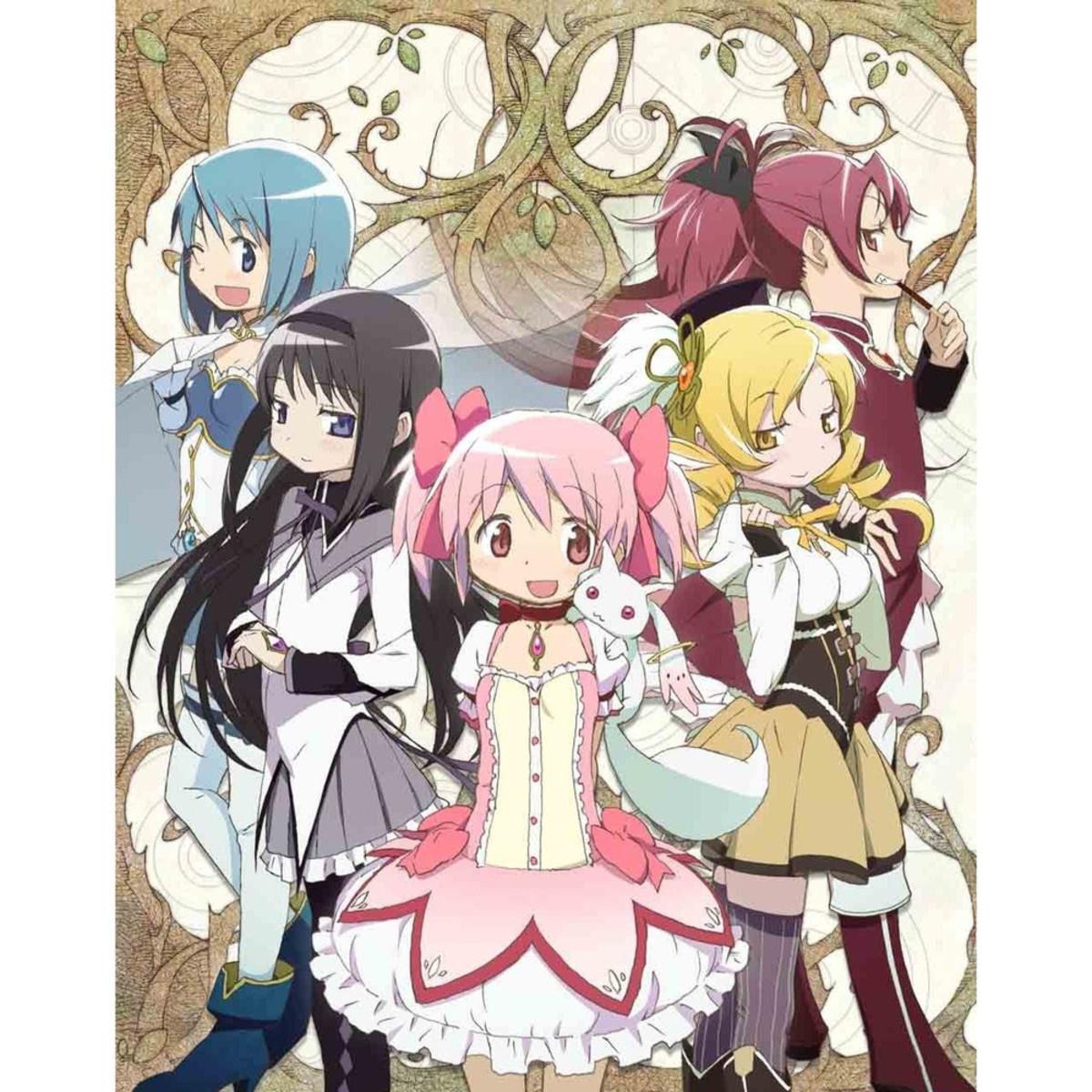 Anime Review: Puella Magi Madoka Magica (2011)