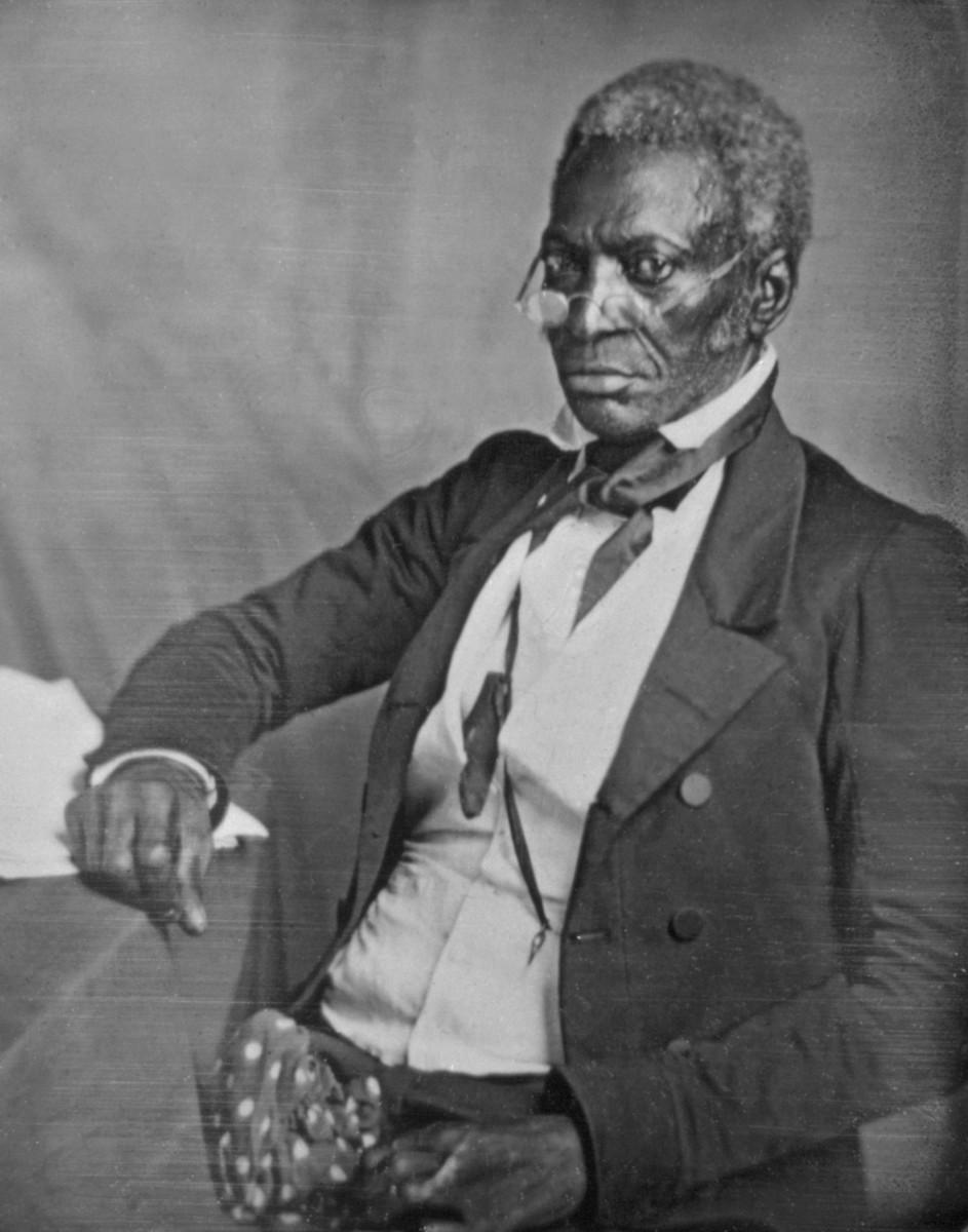 Senator John Hanson (d.c. 1860) from Liberia