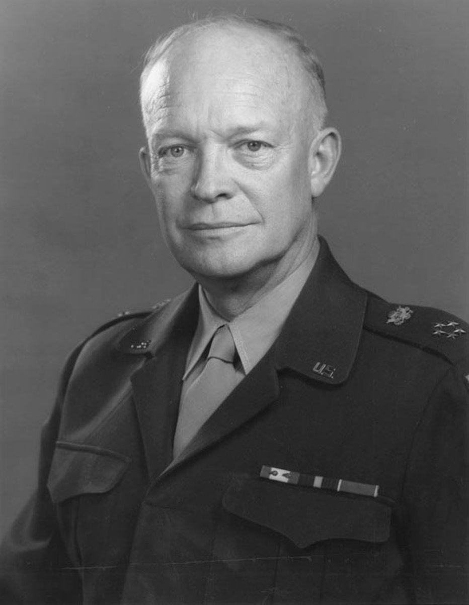Dwight E. Eisenhower (1890 - 1969)