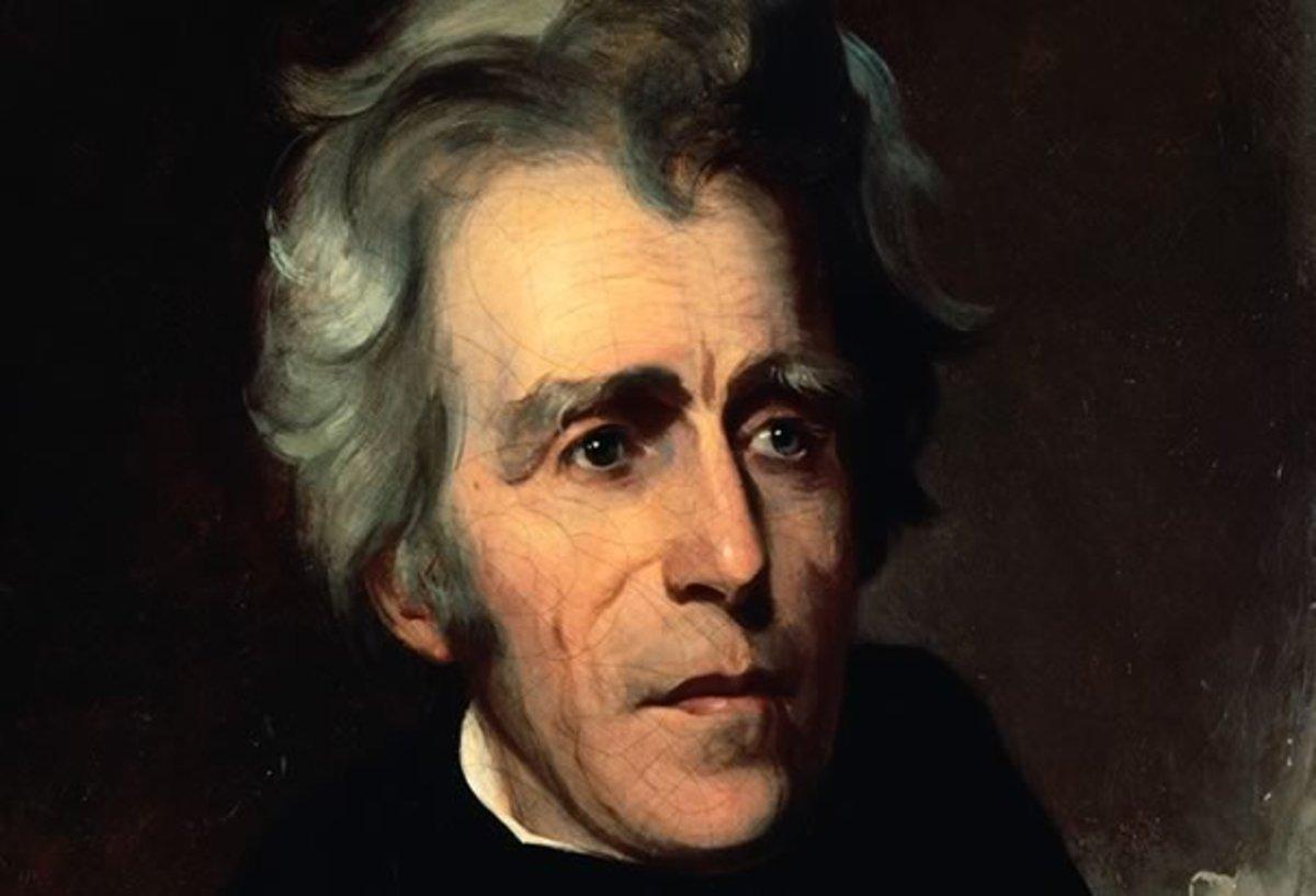 Andrew Jackson (1767 - 1845)