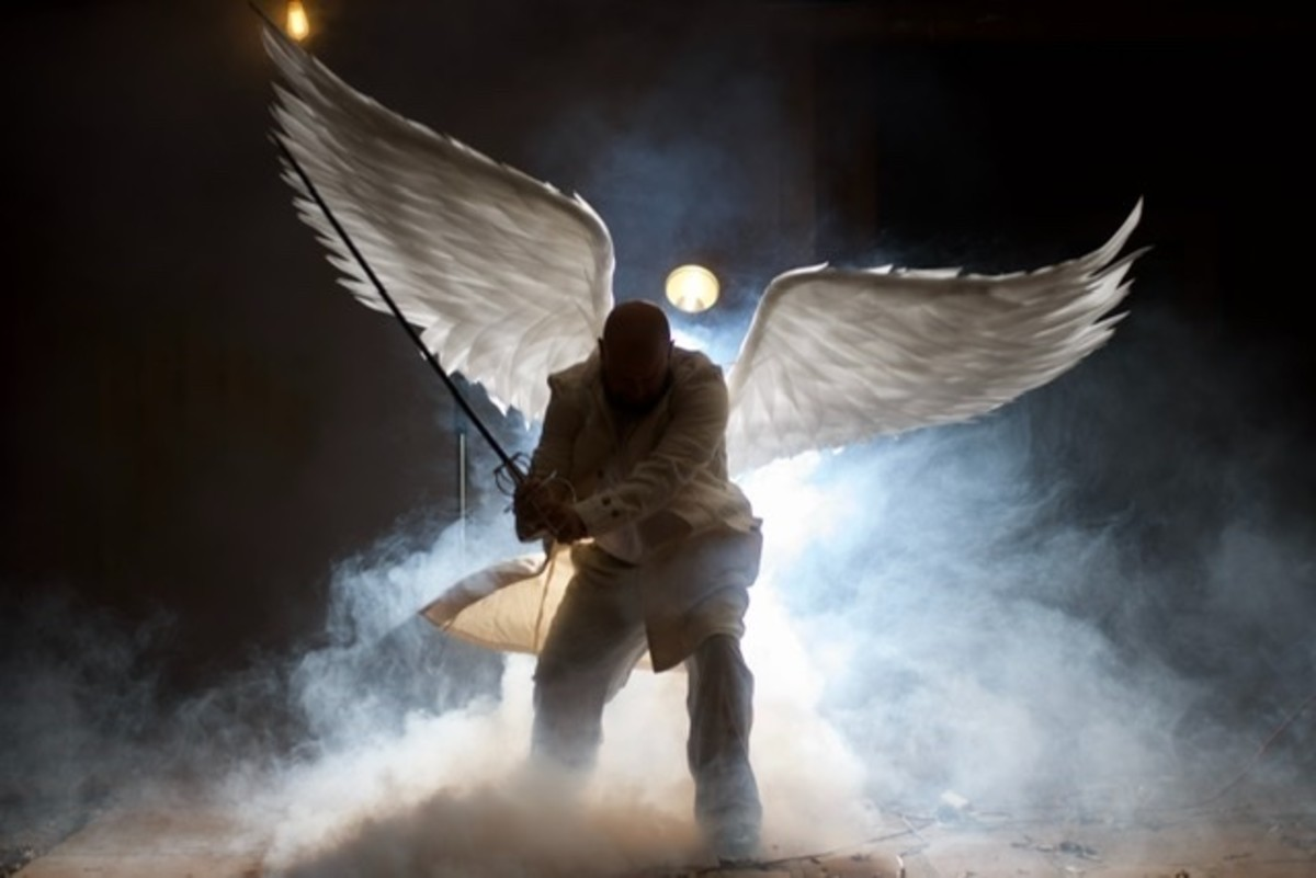 Fred the Angel - the Angel Bell - a Flash Fiction Story Part 2